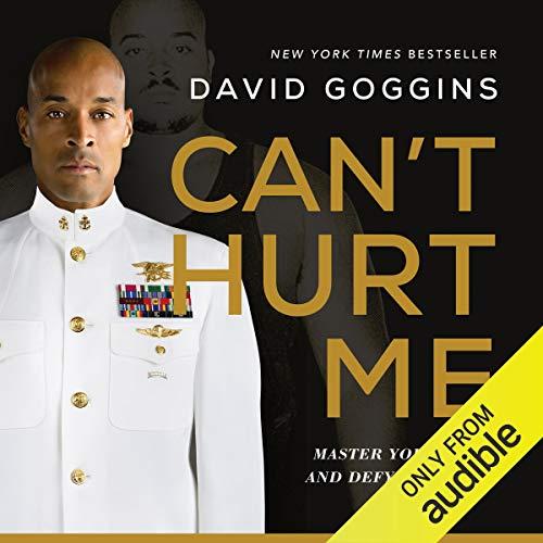 David Goggins - Can't Hurt Me Book Cover