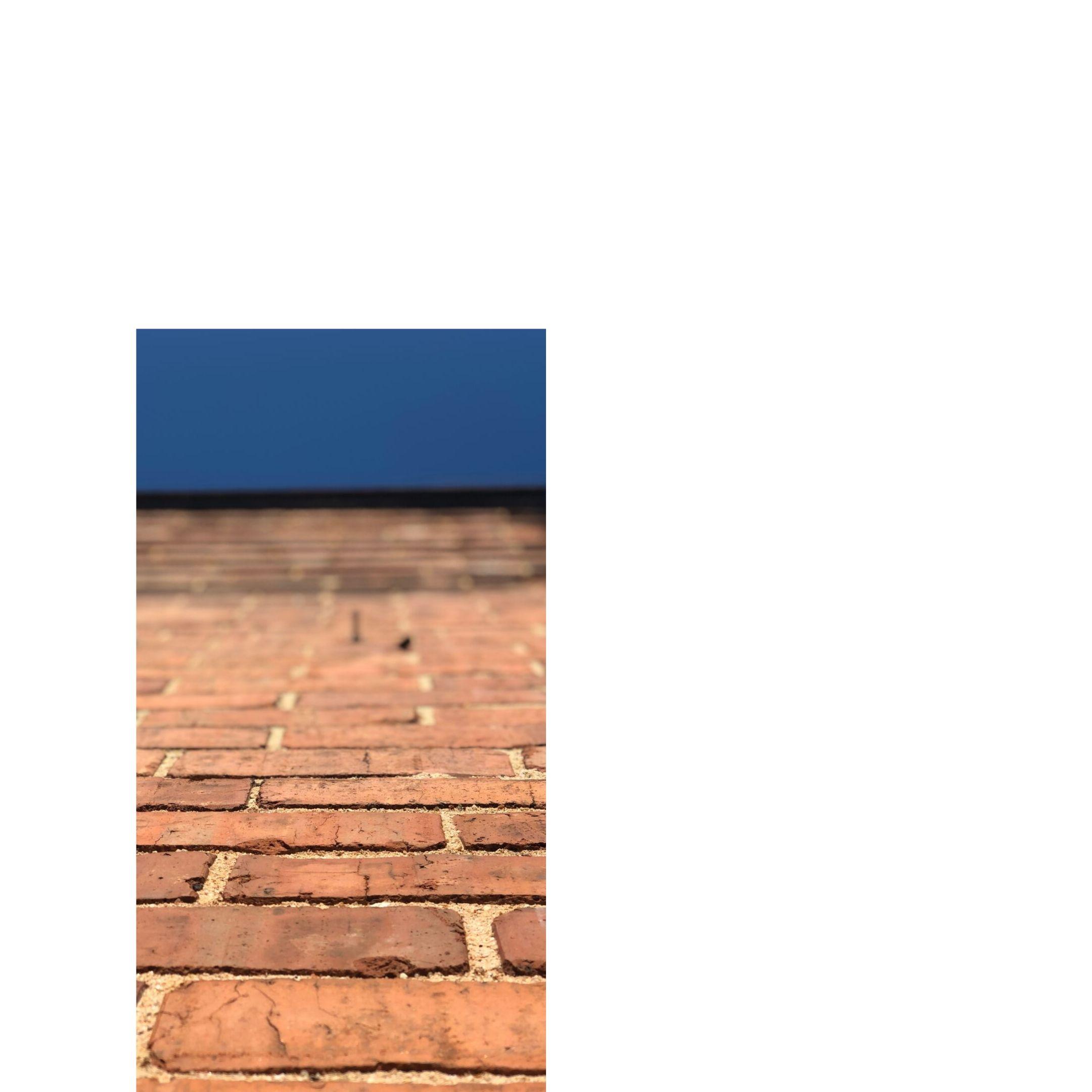 structurally sound stack of bricks
