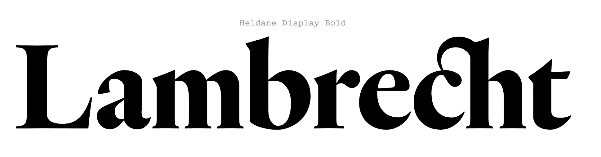 Adventures in Typography • Buttondown