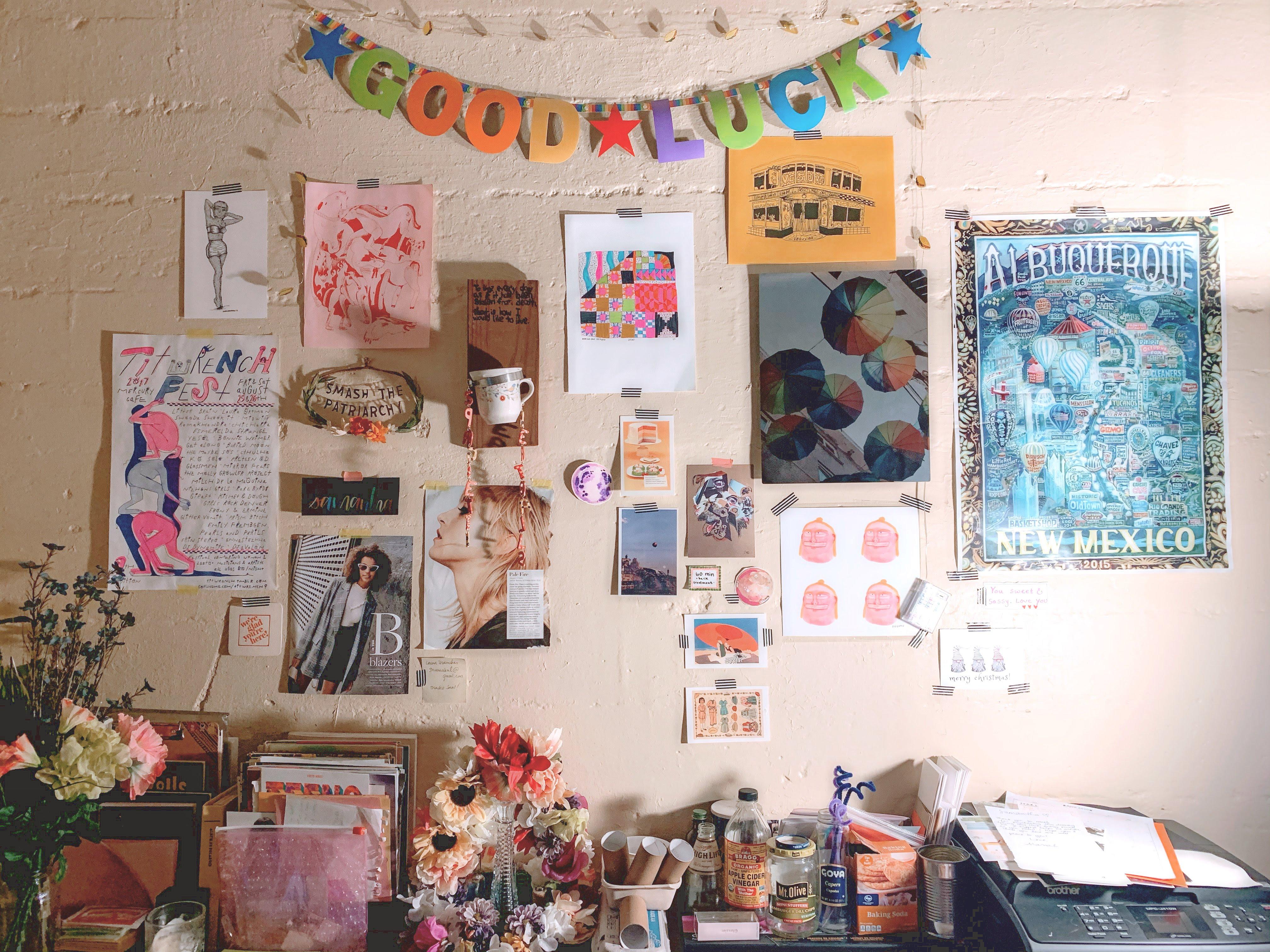 my creative space 2020