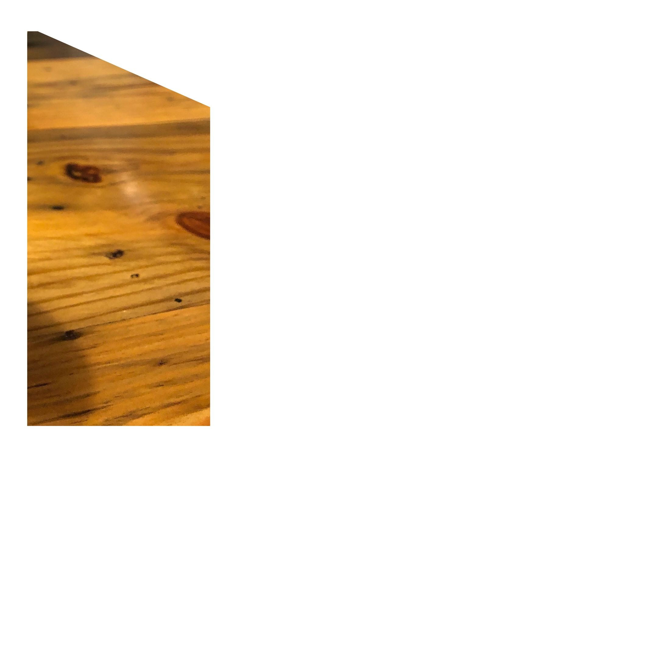 varnished tabletop