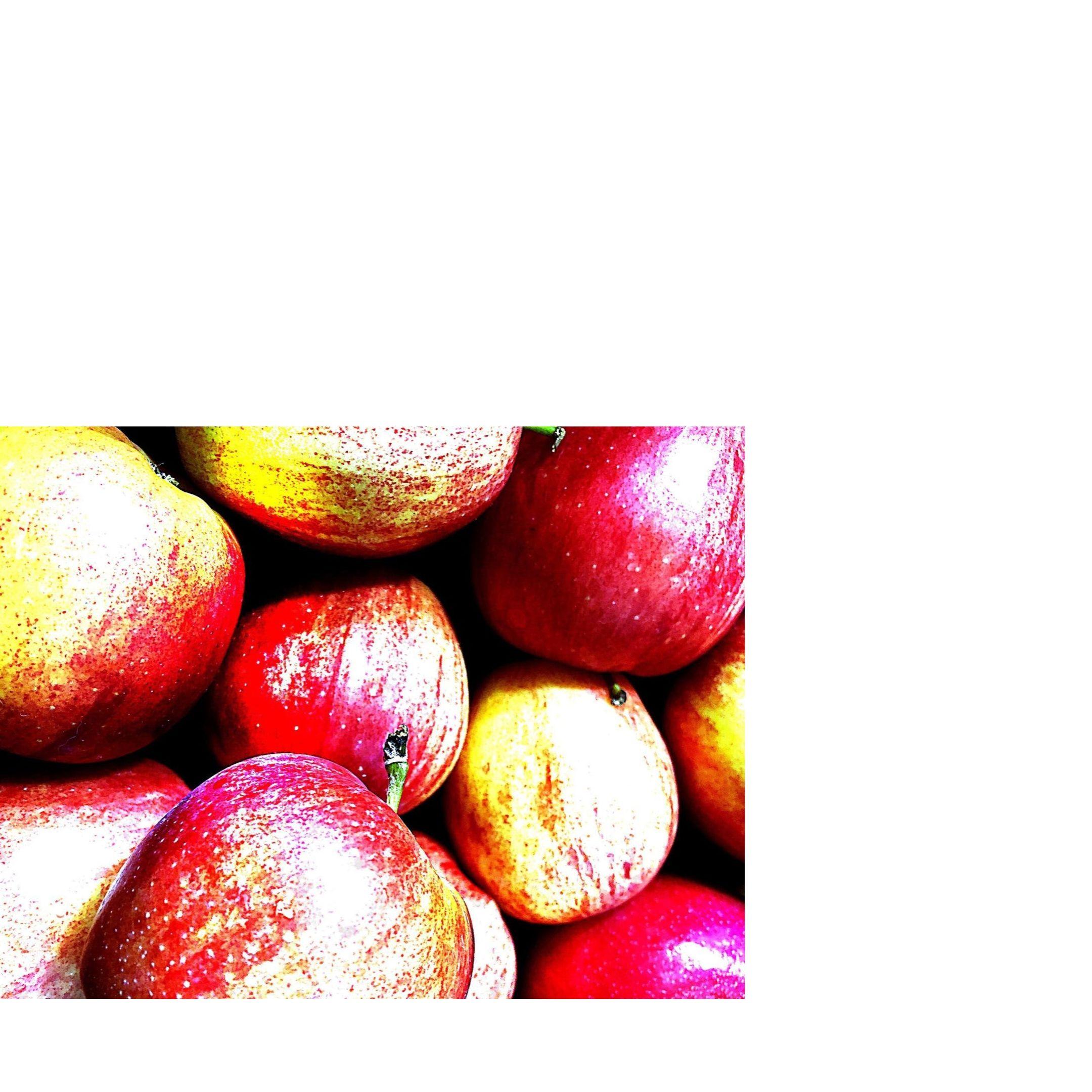apples, edited