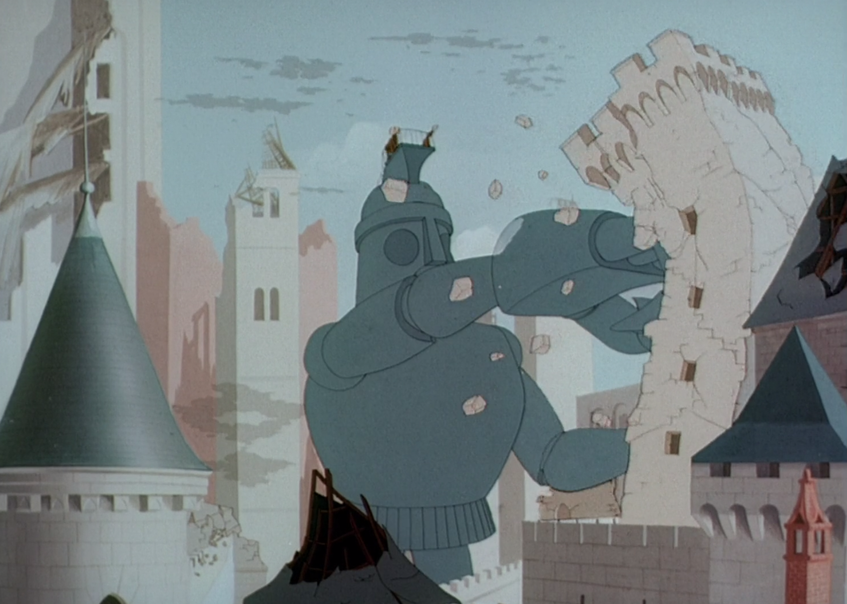 Still from The King and the Mockingird (1979)
